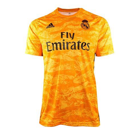 Camiseta adidas Real Madrid Portero Primera Equipación ...