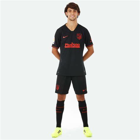 Camiseta Alternativa Atlético Madrid 2019 20 x Nike ...
