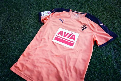 Camiseta alternativa Puma del SD Eibar 2016