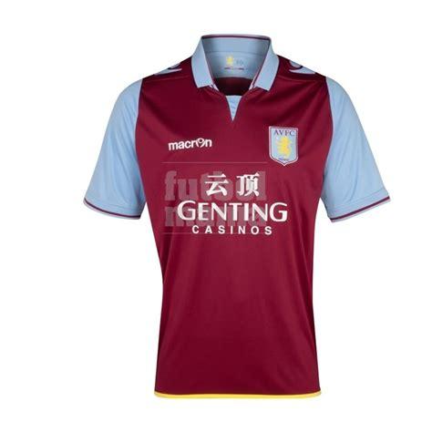 Camiseta Aston Villa 12 13 http://www.futbolmanianet.com ...
