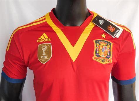 Camiseta España adidas 2013 Techfit   S/ 70,00 en Mercado ...