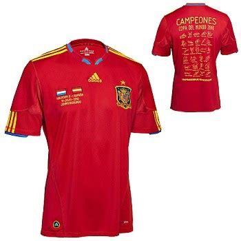 Camiseta España El Corte Inglés con firma jugadores ...