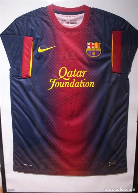 camiseta f.c. barcelona 2012 2013 original. fir   Comprar ...