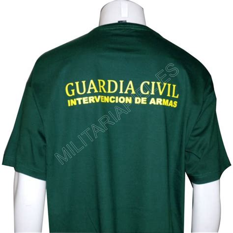 CAMISETA INTERVENCION DE ARMAS OVIEDO