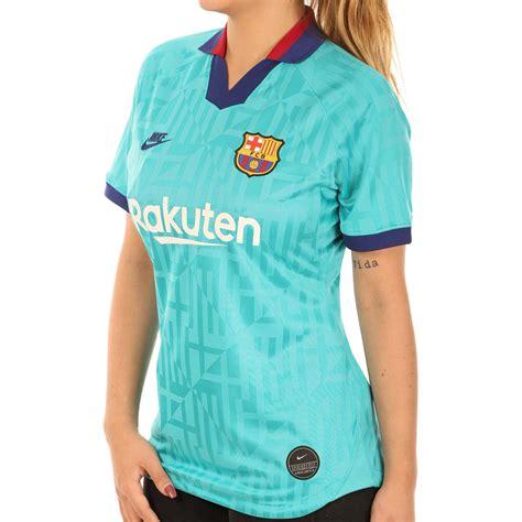 Camiseta mujer Nike 3a Barcelona 19 20 Stadium | futbolmania