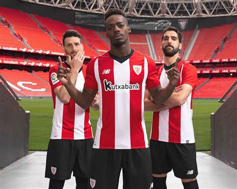 Camiseta New Balance del Athletic Bilbao 2018/19