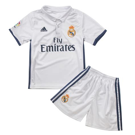 camiseta primera equipacion del real madrid 2017 nino