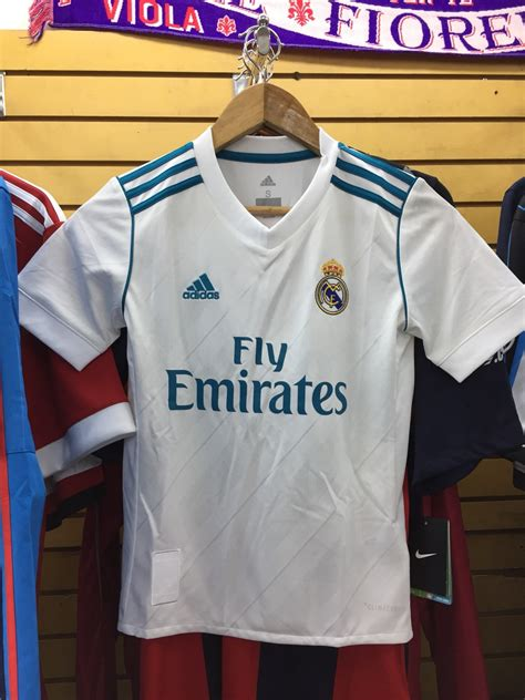 Camiseta Real Madrid Niño 2017/18 Ronaldo 7 Original Linea ...