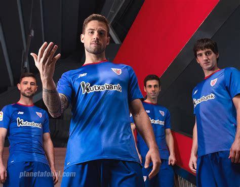 Camiseta suplente New Balance del Athletic Bilbao 2018/19