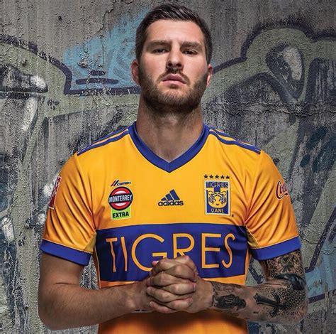 Camisetas Adidas de los Tigres UANL 2017/2018   Planeta Fobal