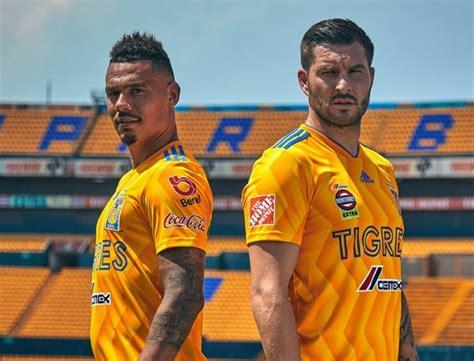 Camisetas Adidas de los Tigres UANL 2018/19
