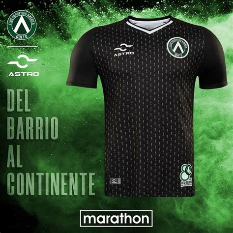 Camisetas América de Quito 2019 x Astro   Liga Pro Ecuador ...