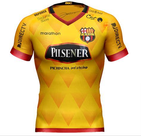 Camisetas Campeonato Ecuatoriano 2018 on Behance