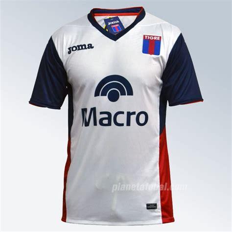 Camisetas Joma de Tigre 2017/2018