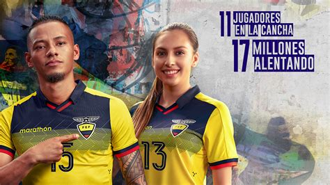 Camisetas Marathon de Ecuador Copa América 2019   Marca de Gol