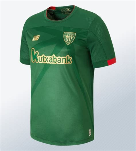 Camisetas New Balance del Athletic Bilbao 2019/2020