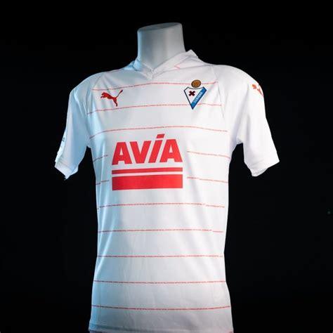 Camisetas Puma del SD Eibar 2018/19