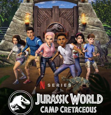 Camp Cretaceous   Jurassic world, Personajes de película ...