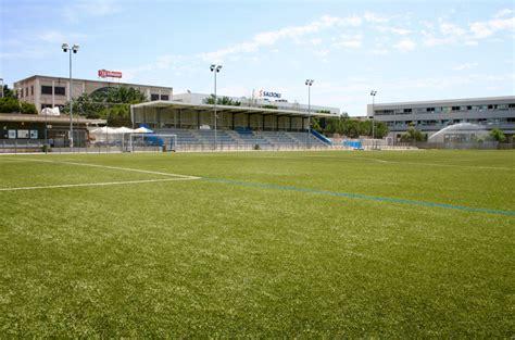 Camp de Futbol Almeda Cornellà   Constructora del Cardoner