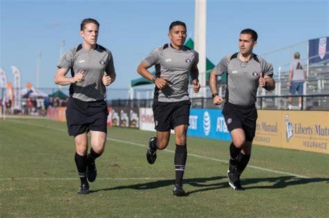 Campamento Nacional de árbitros US Soccer 2017   Árbitros ...