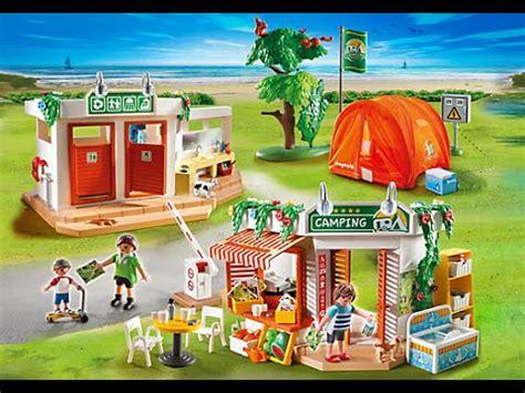 Campamento Summer Fun   Juguetes Playmobil   Unboxing ...