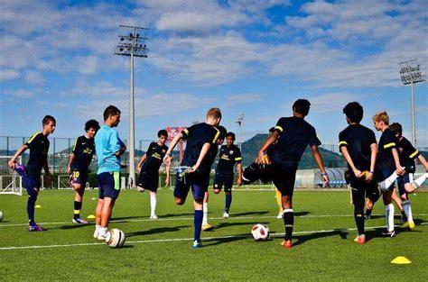 Campamentos de Fútbol de FC Barcelona [Campus Barca 2020]
