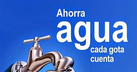 Campaña 3 para ahorrar agua ~ Manejo sustantable del agua ...