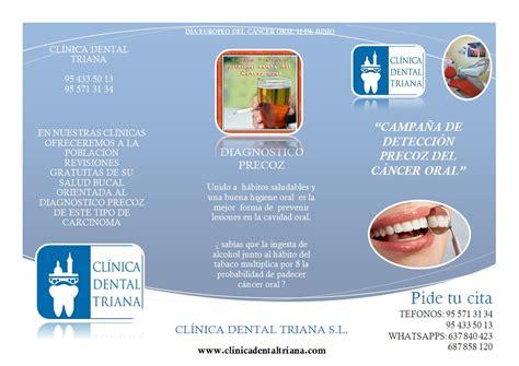 Campaña de detección precoz del cáncer oral en Clínica ...
