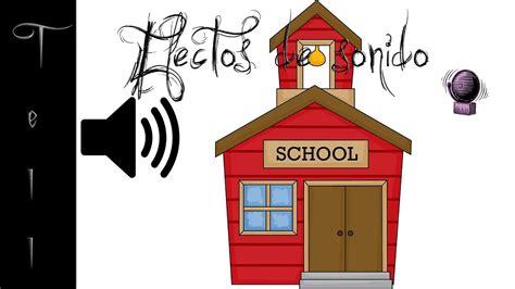 campana de la escuela | Efecto de sonido   YouTube