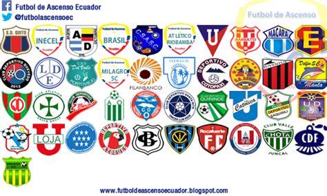 CAMPEONATO ECUATORIANO DE SEGUNDA CATEGORIA: Campeones del ...