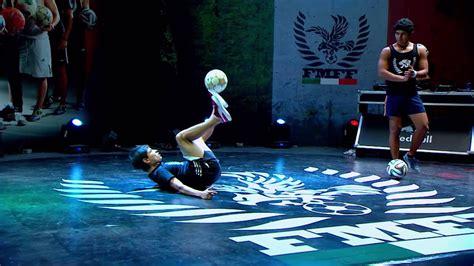 Campeonato Mexicano de Freestyle Fútbol 2014.  LA PANTERA ...