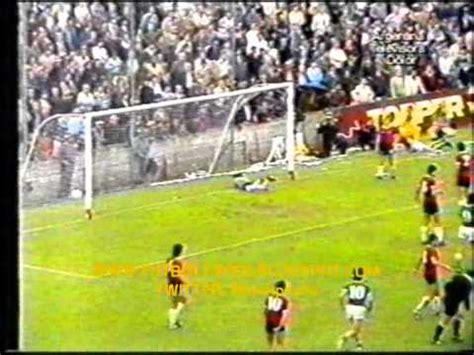 CAMPEONATO NACIONAL 1982 Independiente 0 Ferro 4, 16 de ...