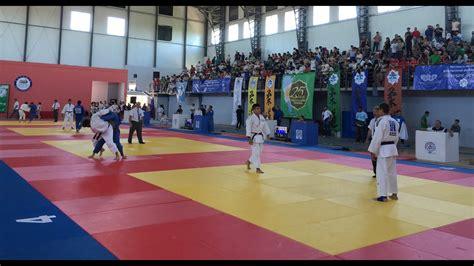 Campeonato Nacional Clausura de Judo 2015   YouTube