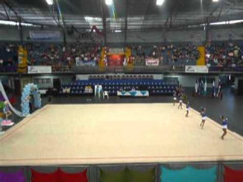 Campeonato Nacional de Gimnasia Rítmica. Costa Rica 2012 ...