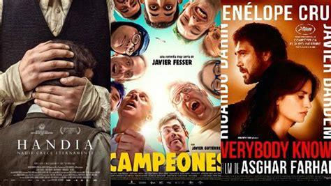 «Campeones», «Handia» y «Todos lo saben», las películas ...