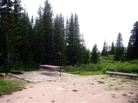 Campgrounds near Bighorn National Forest, Wyoming   REI ...