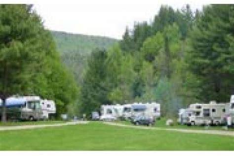 Camping at WINHALL BROOK, VT