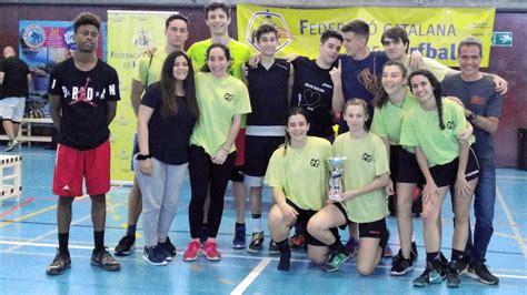 Campions de Barcelona de KORFBOL! | INS Salvador Espriu