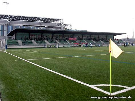 Campo Nuevo Municipal de Cornella   Stadion in Cornella de ...
