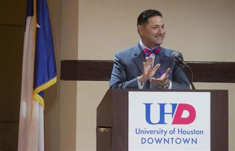 Campus Community Welcomes New UHD President