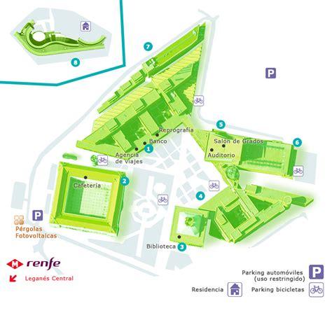 Campus de Leganés | UC3M