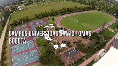 Campus Universidad Santo Tomás   Bogotá   YouTube
