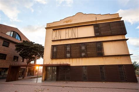 Can Font Centre d Art i Noves Tecnologies   Ajuntament de ...