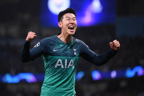 Can Heung Min Son play against Ajax in Champions League ...