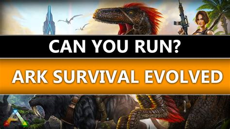Can you run? : Ark Survival Evolved   YouTube