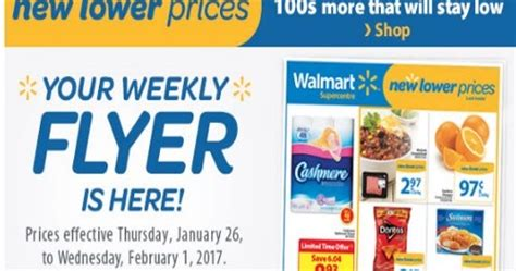 Canadian Daily Deals: Walmart $10 Off Online Orders Promo Code