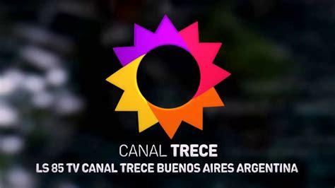 Canal 13 EN VIVO   YouTube