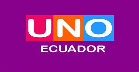 Canal Uno HD   Canales Ecuatorianos ↓ En VIVO