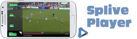 Canales de pago gratis con Splive player   Deportes ...
