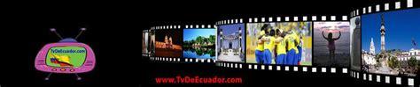 Canales de tv de Ecuador en vivo, www.tvdeecuador.com ...